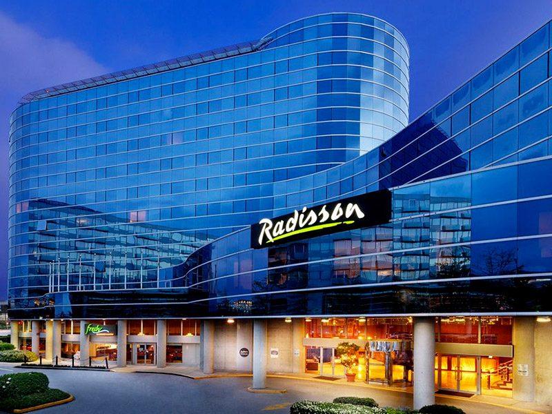 Radisson Hotel Vancouver Airport <br> 瑞迪森大酒店